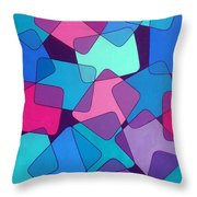 Variations 6 Throw Pillow