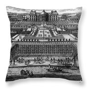 Vaux-le-vicomte Throw Pillow