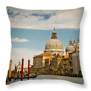 Venice Entryway Throw Pillow