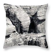 Vermilion Cliffs II Throw Pillow
