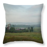 Vermont Throw Pillow