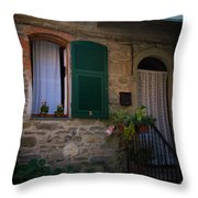 Vernazza Linens Throw Pillow