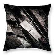 Vertigo Learning Throw Pillow by Jerry Cordeiro