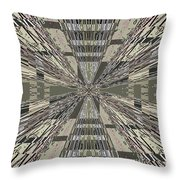 Verve 8 Throw Pillow