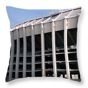 Vet Stadium Throw Pillow