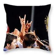Victory Baby Throw Pillow
