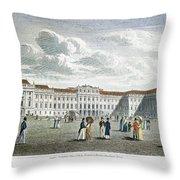Vienna, 1823 Throw Pillow