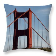 View By The Bay Throw Pillow