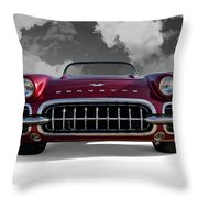 View From Cloud 9 Throw Pillow