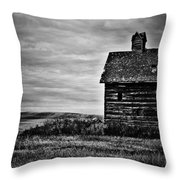View Of You Throw Pillow