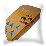 Village Box Throw Pillow