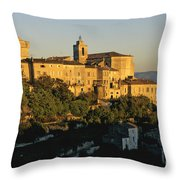 Village De Gordes. Vaucluse. France. Europe Throw Pillow