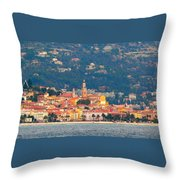 Villefranche Throw Pillow