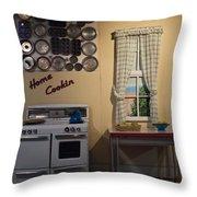 Vintage Kitchen 1 Throw Pillow