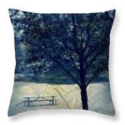 Vintage Park Throw Pillow