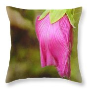 Vintage Pendant Throw Pillow