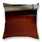 Viola 2 Throw Pillow