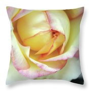 Virgin Beauty Throw Pillow