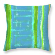 Visual Cadence Xi Throw Pillow