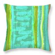Visual Cadence Xiii Throw Pillow