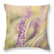 Voices Carry Throw Pillow