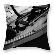 Voyage I Throw Pillow