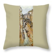 Vuillard: Paris, 1908 Throw Pillow