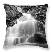 Wahconah Falls Throw Pillow