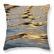 Wake Throw Pillow