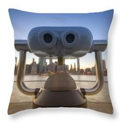 Wall E Throw Pillow