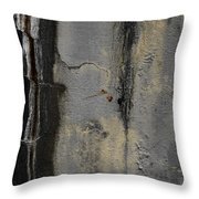 Wall Texture Number 5 Throw Pillow