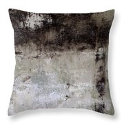 Wall Texture Number 8 Throw Pillow