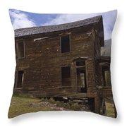 Walsh-duncan House Throw Pillow