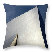 Walt Disney Concert Hall 5 Throw Pillow