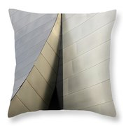 Walt Disney Concert Hall 6 Throw Pillow