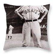 Walter Fenner Leonard Throw Pillow