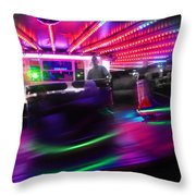 Waltzing Throw Pillow