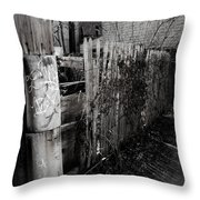 Wanderers Throw Pillow by Jessica Brawley