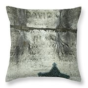 War Of 1812 Veteran Throw Pillow