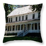 Washburn Cottage Wawona Throw Pillow