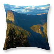 Washburn Sunset Throw Pillow