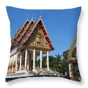 Wat Kan Luang Ubosot Dthu179 Throw Pillow