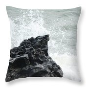 Water 0003 Throw Pillow