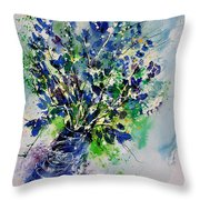 Watercolor 110190 Throw Pillow