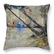 Watercolor 119080 Throw Pillow