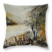 Watercolor 212052 Throw Pillow