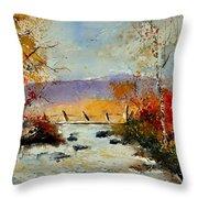 Watercolor 212092 Throw Pillow
