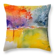 Watercolor 2125632 Throw Pillow