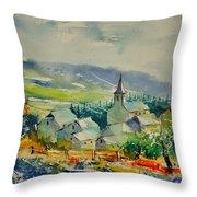 Watercolor 216021 Throw Pillow