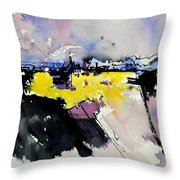 Watercolor 218012 Throw Pillow